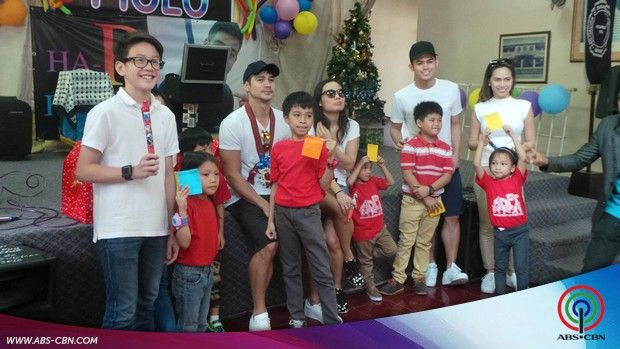 Piolo Pascual's Birthday Charity