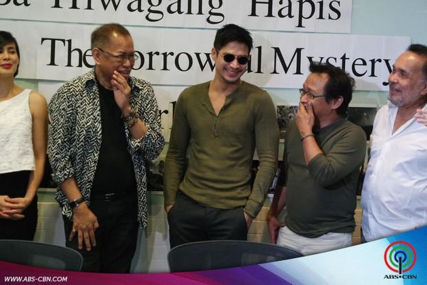 Hele Sa Hiwagang Hapis Presscon