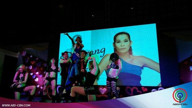 Pokwang at Casino Filipino Waterfront Lahug Cebu