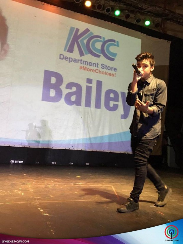 Bailey at Ylona in KCC Gensan