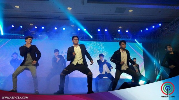 Hashtags in Sky Alive Event