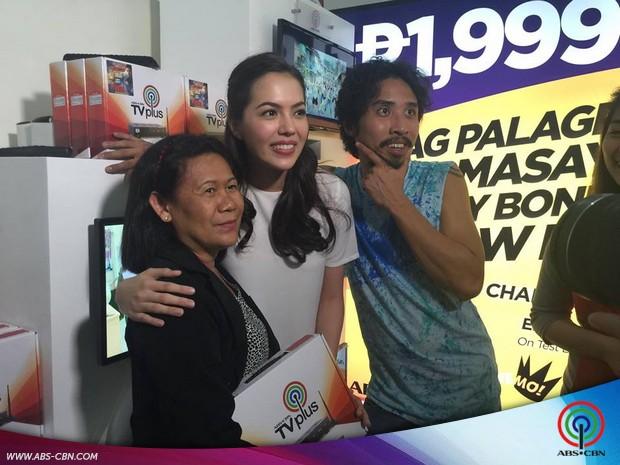 Star Magic Artists at the #PanaloKaKapamilya Ad Summit 2016