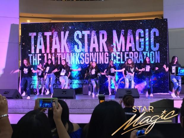 TATAK STAR MAGIC: The 1M Thanksgiving Celebration