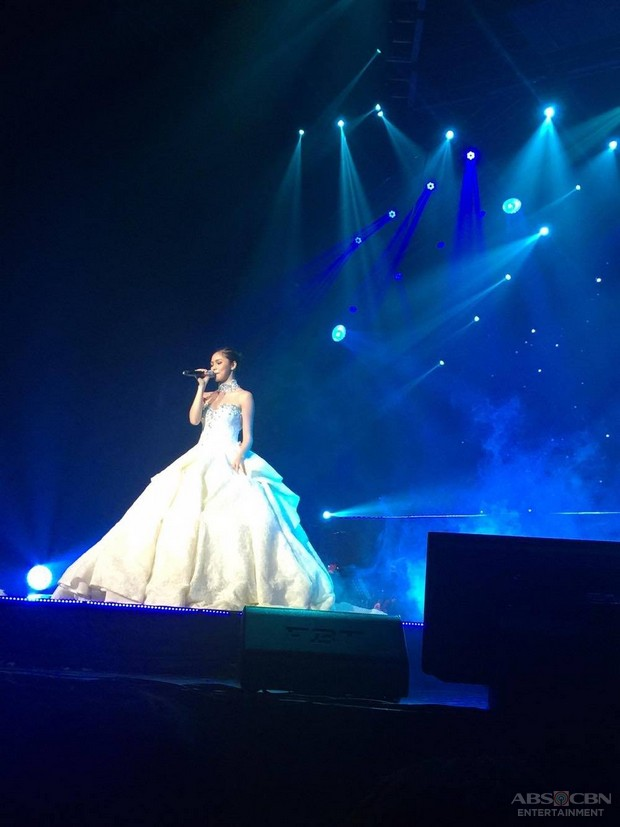 Chinita Princess Kim Chiu at The FUNtasy Concert
