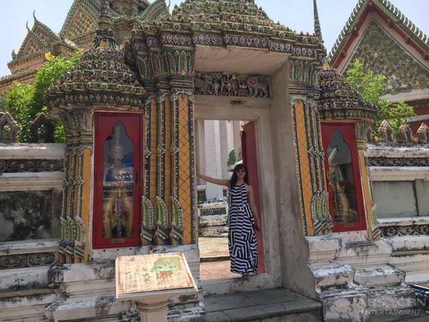 Janella Salvador explores Bangkok