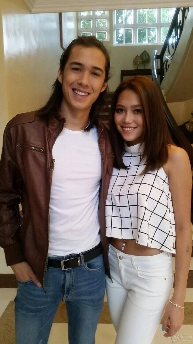 ToMiho and BaiLona at the Grand opening of Ayala Mall Legazpi