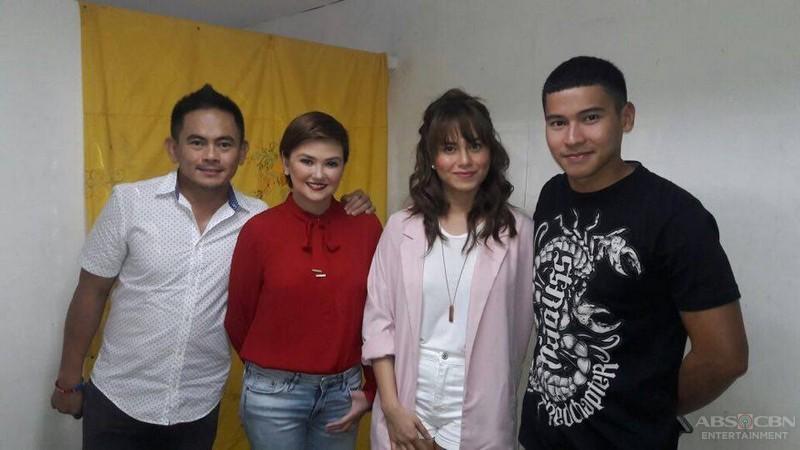 Kapamilya Karavan with Angelica, Jessy, Enchong and Jayson at the Bangus Festival in Dagupan City