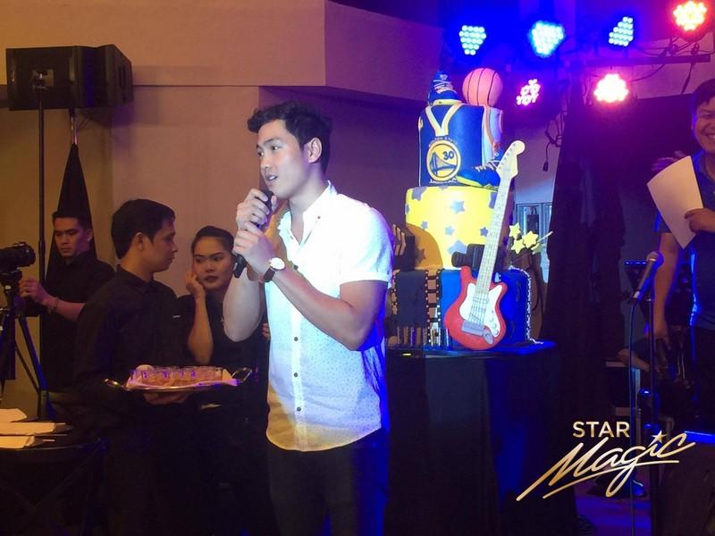 Karla's Birthday Surprise for Daniel Padilla