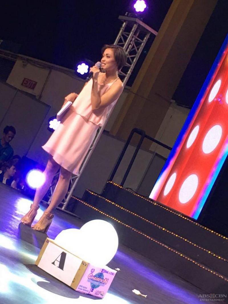 Jodi Sta Maria at the Super 8 Funfest 2016