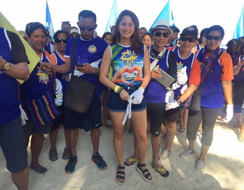 Jessy Mendiola in Boracay