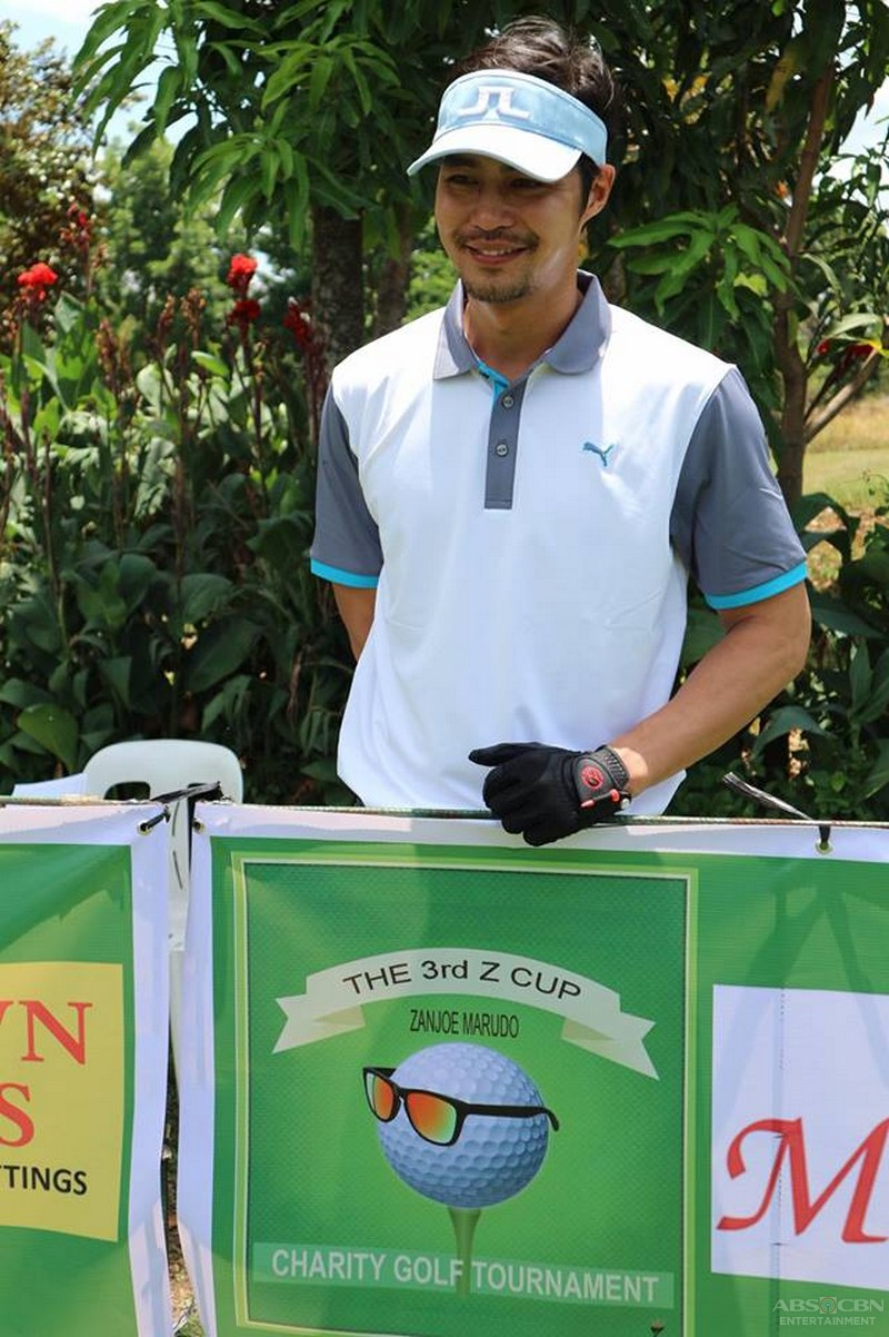 The 3rd Z Cup Charity Golf Tournament