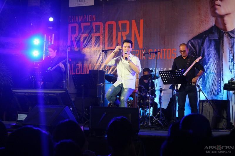 "Erik Santos ""Champion Reborn"" album tour"