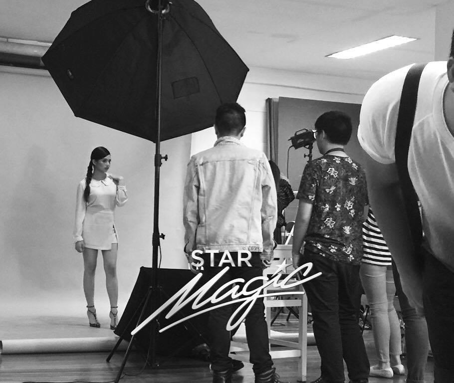 BTS: Star Magic Catalogue 2017
