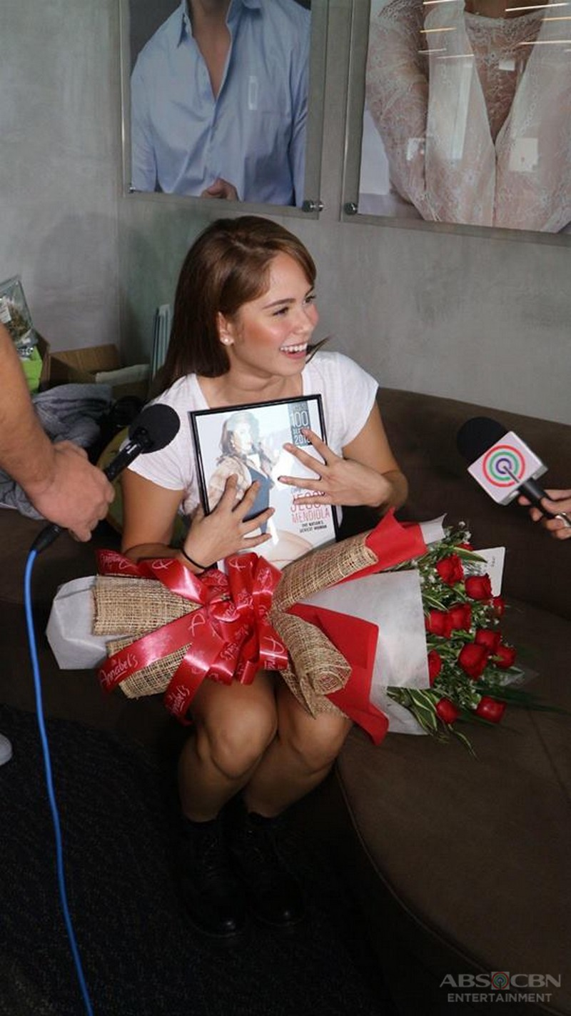 FHM names Jessy Mendiola as Nation's Sexiest Woman of 2016