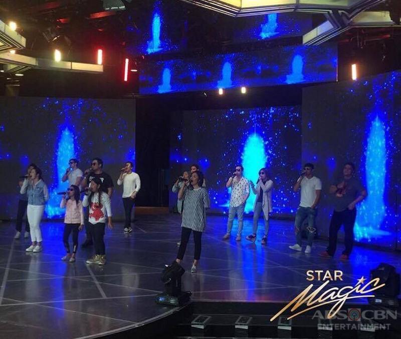 Kapamilya stars, naghahanda na para sa Star Magic 24th Anniversary sa ASAP