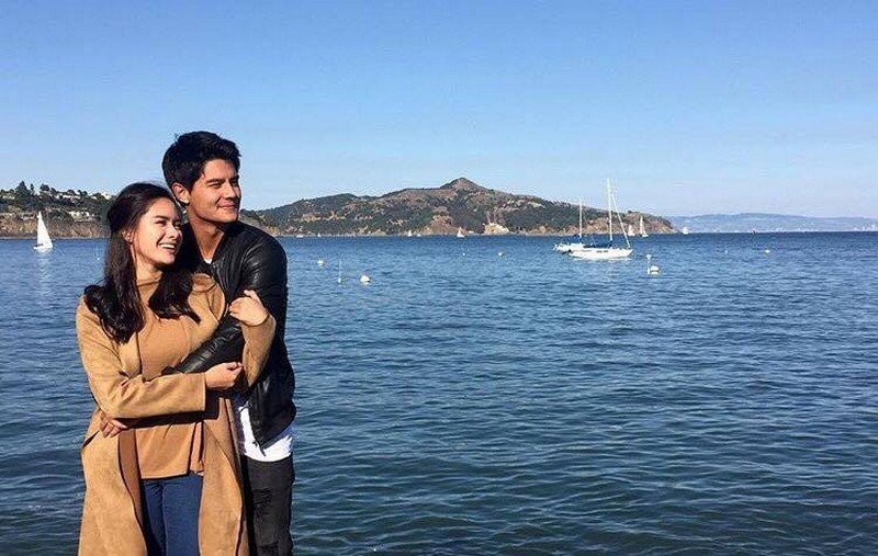 Sweet photos of DanRich in San Francisco