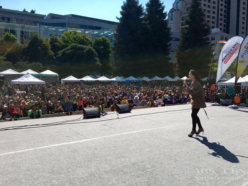 Daniel and Erich at the 23rd Pistahan Parade and Festival in San Francisco