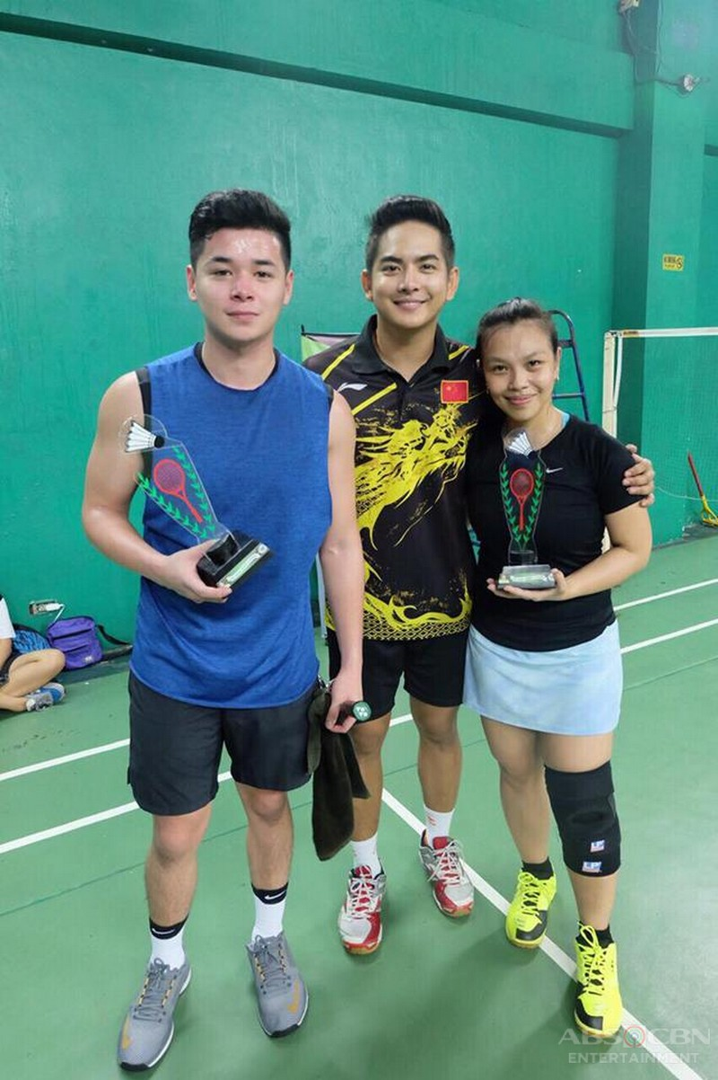 Neil Coleta's 1st Badminton tournament for a cause