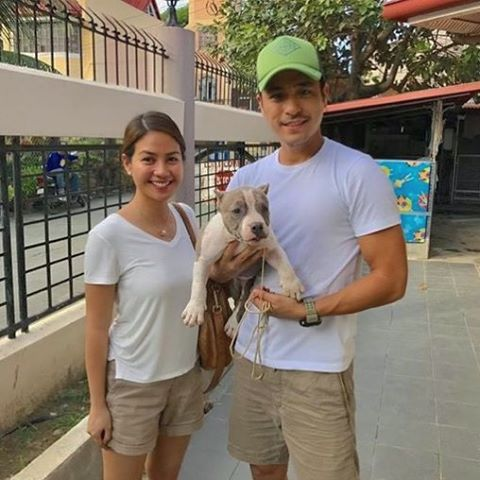 UPDATED PHOTOS: This is Kaye and Paul Jake after the pregnancy announcement