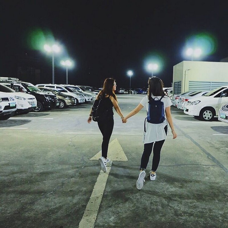 These 23 photos of Miles and Sharlene show perfectly why they should be your #BeshieGoals