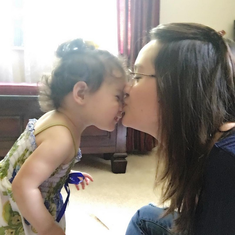 28 cute photos of Melissa & Kiera that show a mother's love