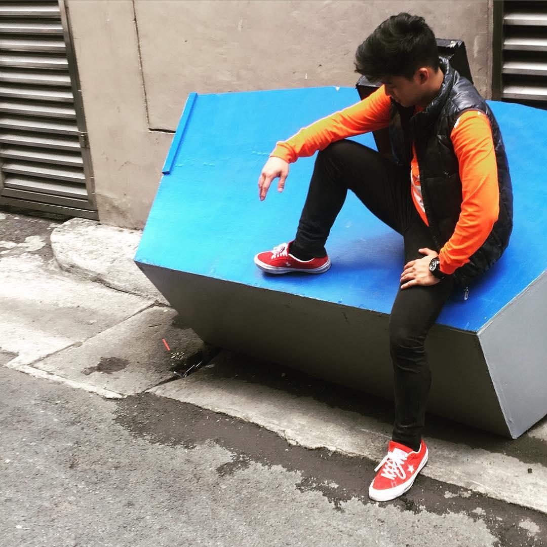 20 photos of McCoy de Leon rocking the jacket trend