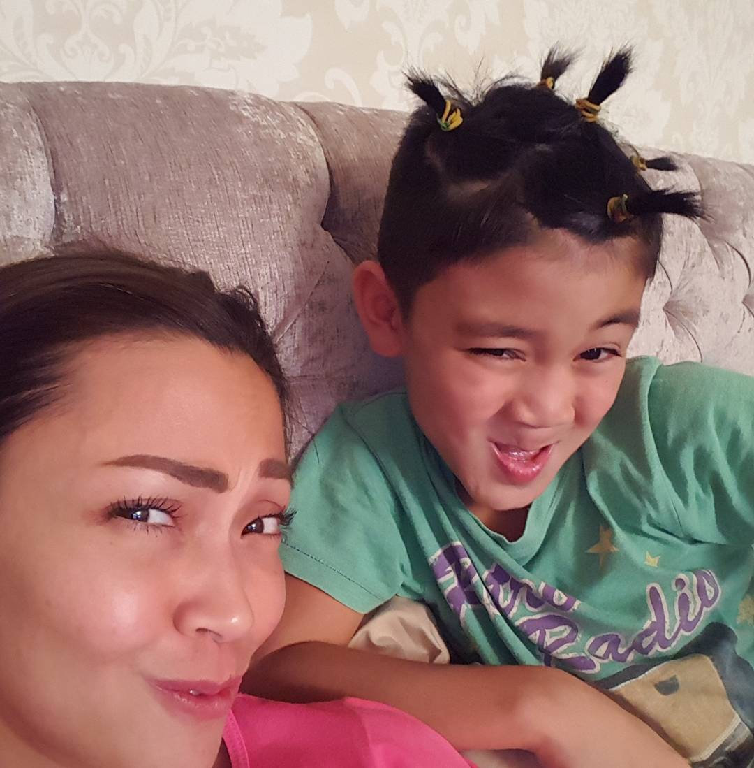 19 Irresistibly sweet mother-son photos of Jodi and Thirdy