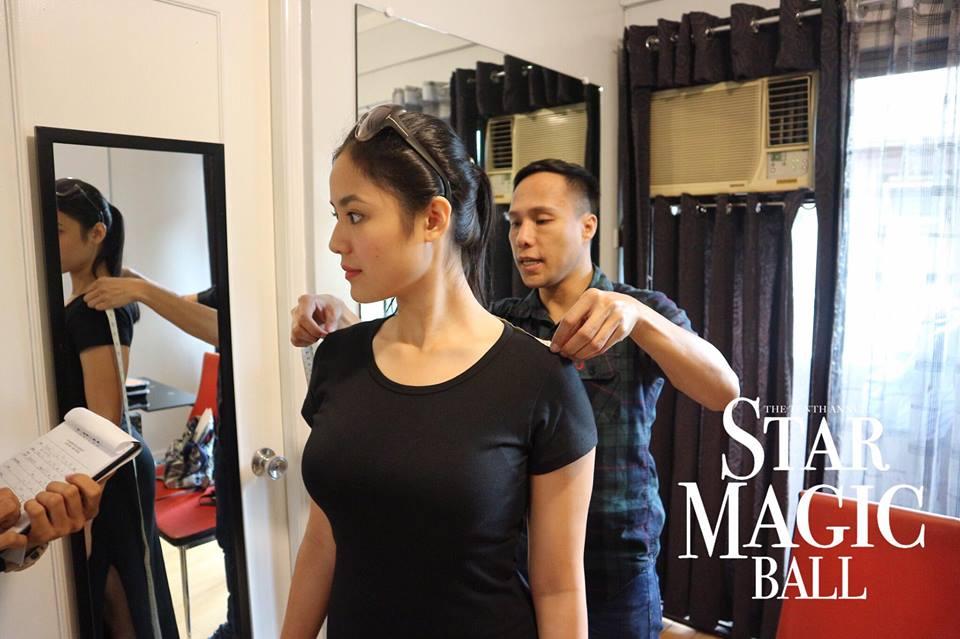 Road To The Star Magic Ball: Yen Santos and Ritz Azul