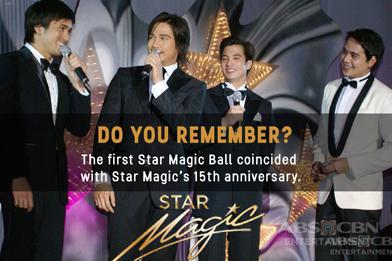 Star Magic Ball Throwback Trivia: Do You Remember?
