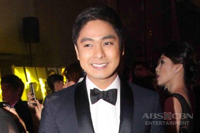 Star Magic Ball Throwback: Coco Martin through the years
