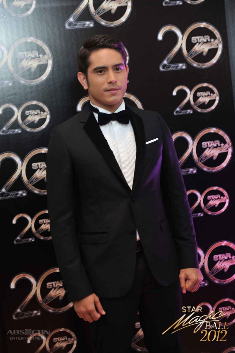 Star Magic Ball Throwback: Gerald Anderson through the years