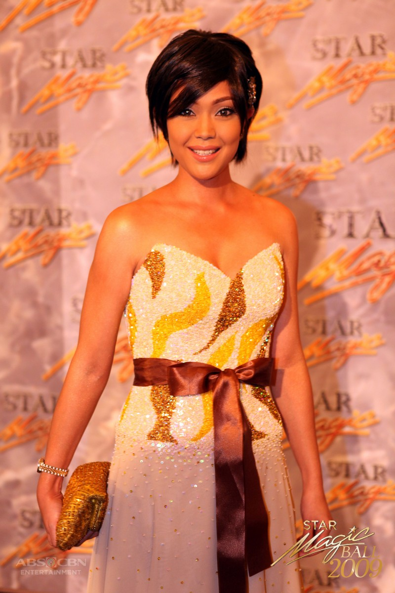 Star Magic Ball Throwback: Jodi Sta. Maria through the years