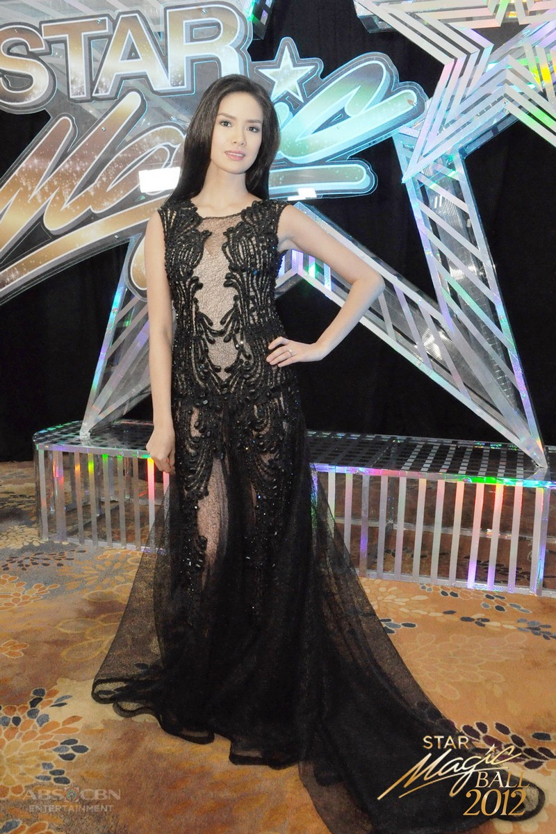 Star Magic Ball Throwback: Erich Gonzales through the years