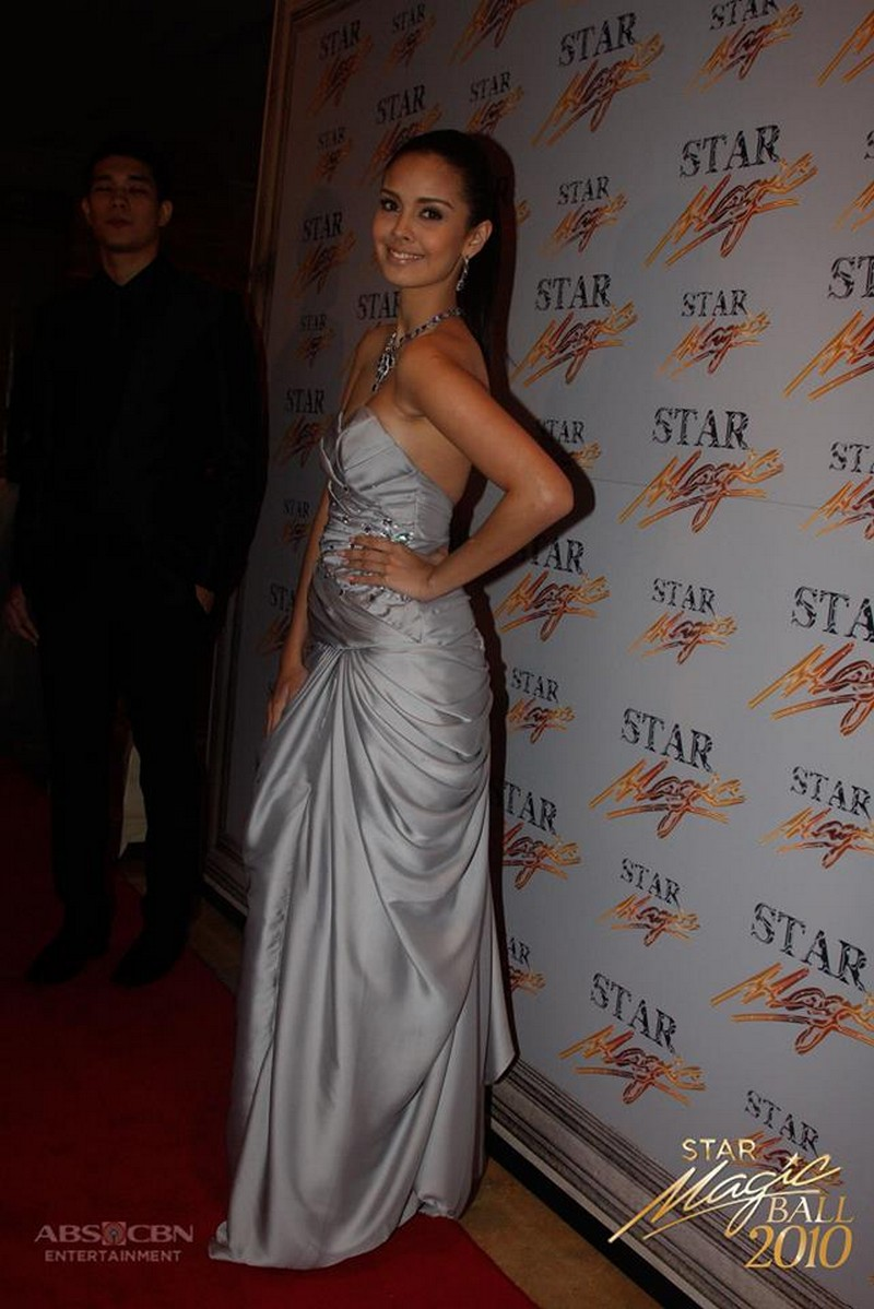 Star Magic Ball Throwback: Megan Young through the years