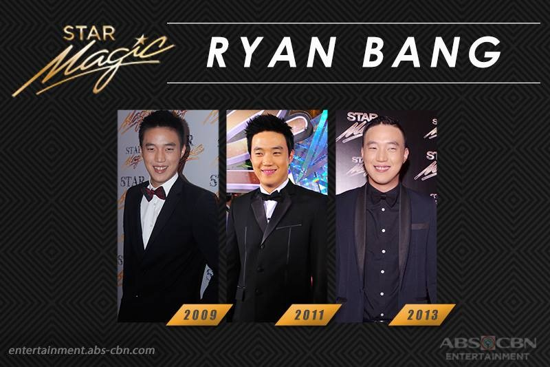 Star Magic Ball Throwback: Ryan Bang through the years