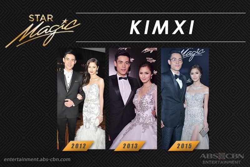 Star Magic Ball Throwback: KimXi through the years