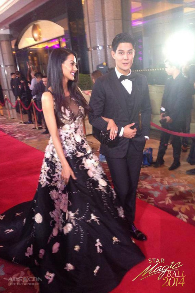 10 Celebrities with their 'special' Star Magic Ball dates