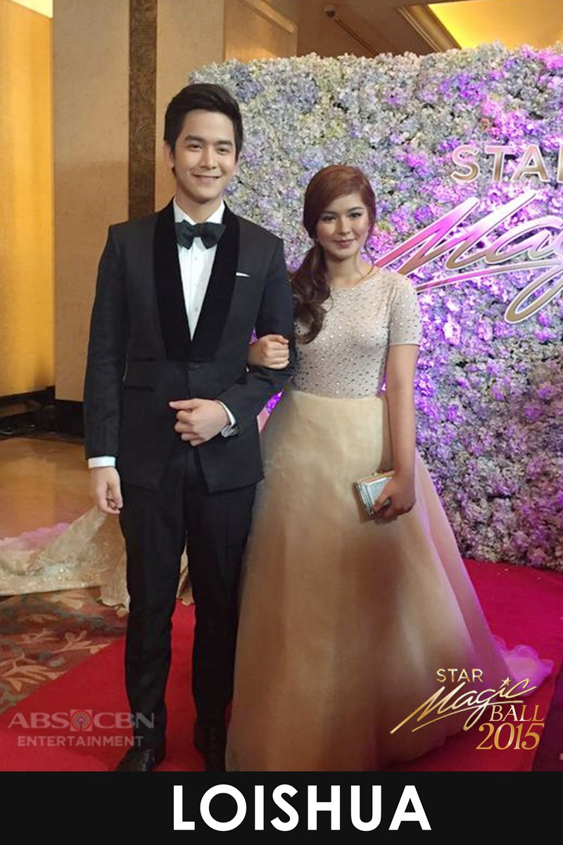 LOOK: 8 Love Teams at the Star Magic Ball