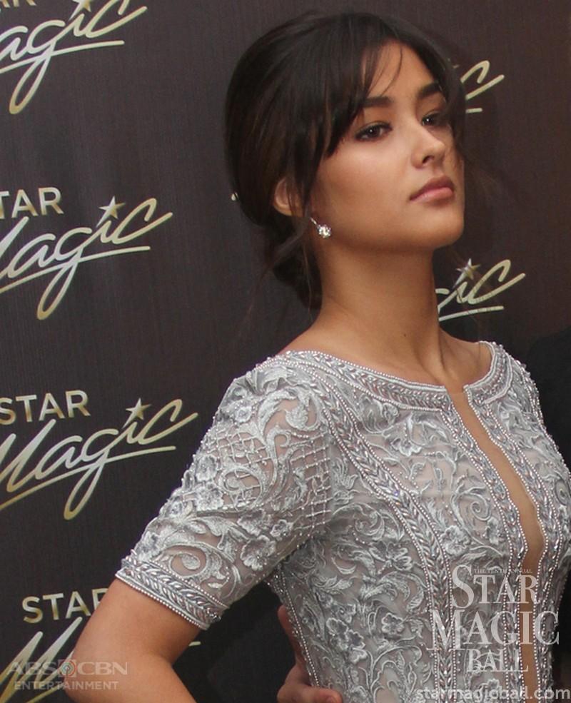 8 times Liza Soberano slayed the Star Magic Ball red carpet