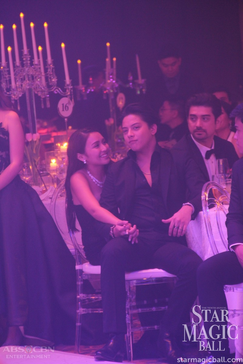 Star Magic Ball 2016: 10 photos of KathNiel's sweet moments