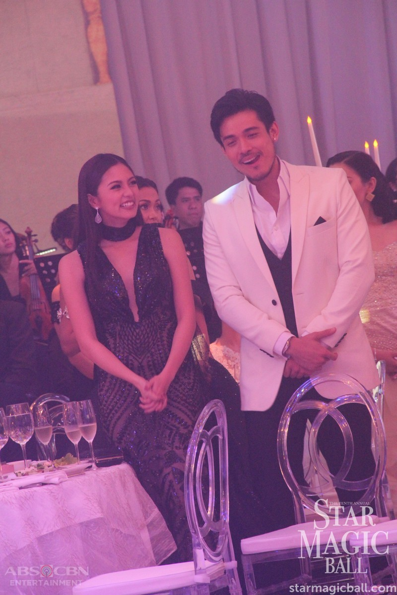 Star Magic Ball 2016: KimXi's stolen moments in 7 photos