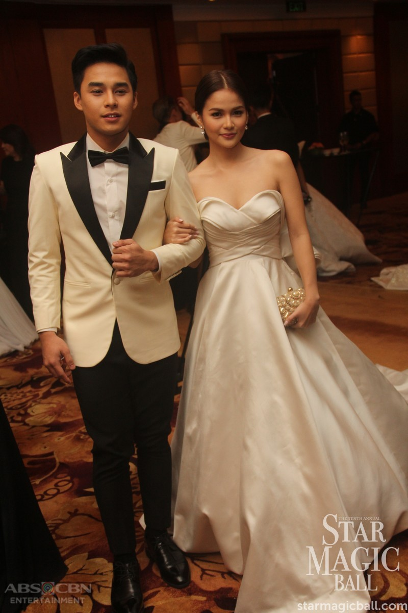 Star Magic Ball 2016: 11 photos of McLisse's unguarded moments