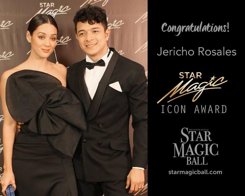 Star Magic Ball 2016: Special Awards