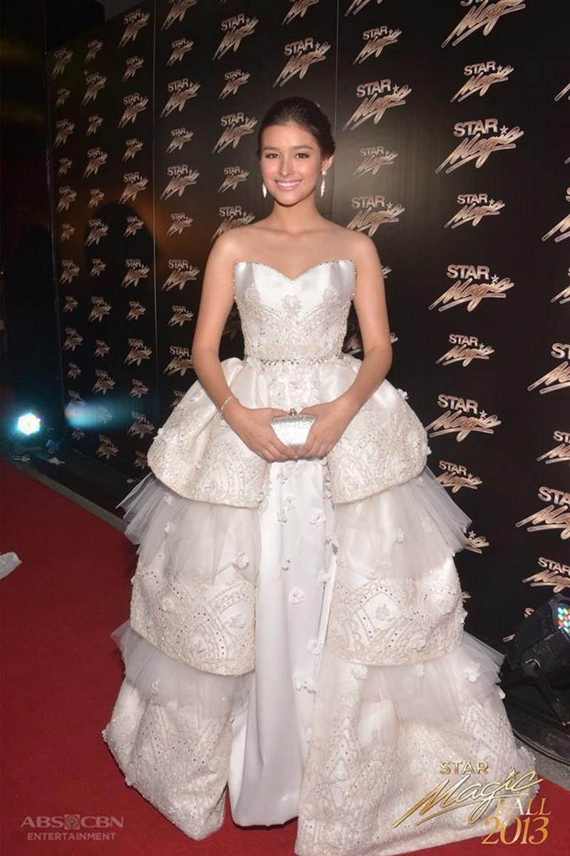 Star Magic Ball Throwback: Liza Soberano Through The Years