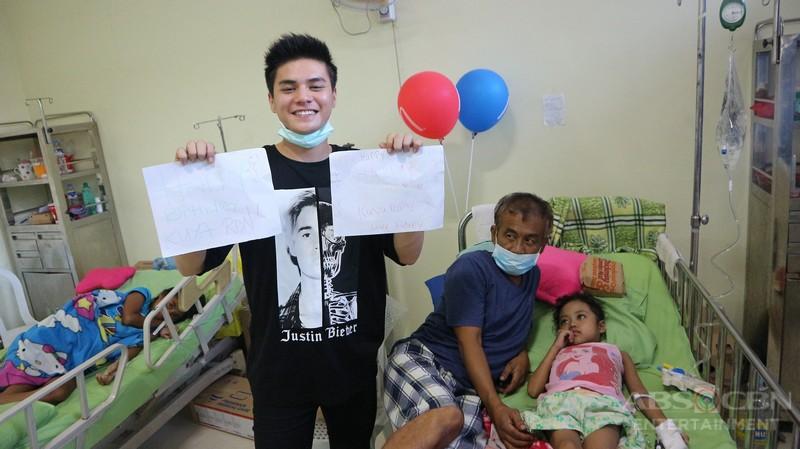 Ronnie's birthday charity