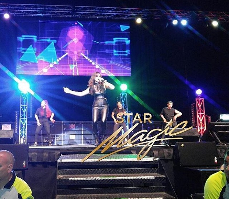 PHOTOS: Liza, Enrique, Piolo, Pokwang and Yeng at #TatakStarMagic in Sydney