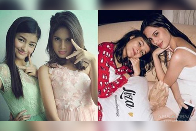 THEN & NOW: Liza & Michelle's friendship through the years