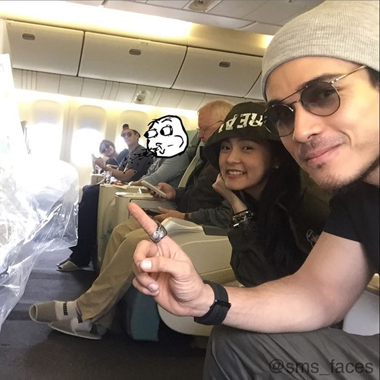 PHOTOS: KimXi and LizQuen's sweet moments in US