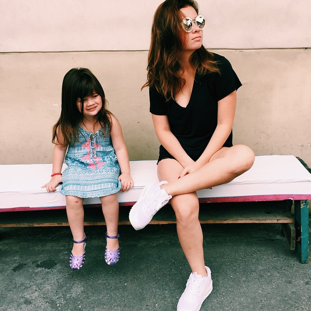 47 times Andi showed that she's the ultimate #MomshieGoals of the younger generation