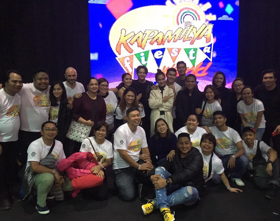PHOTOS: Kapamilya Fiesta World in Rome, Italy